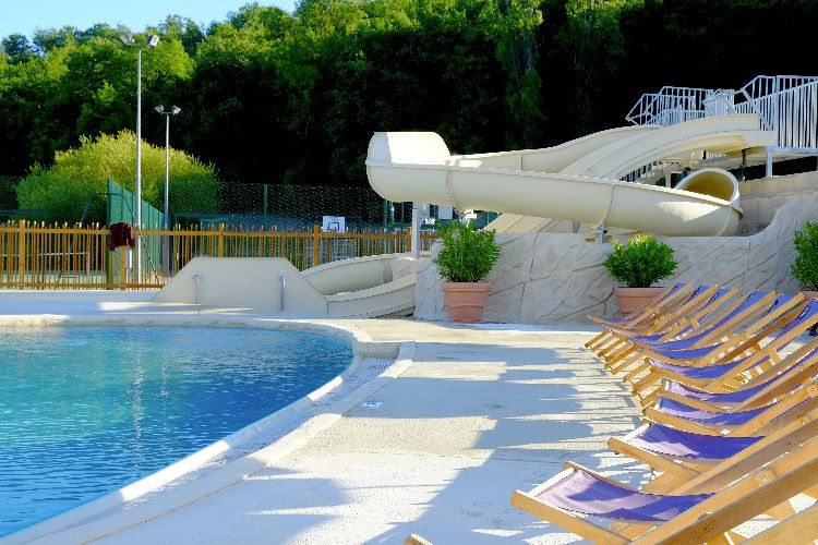 Camping Pomport Beach - Piscine