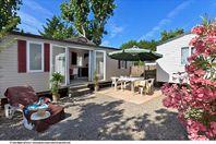 Les Prairies de la Mer, Mobile Home with Terrace