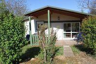 Le Mondou, Chalet mit Terrasse