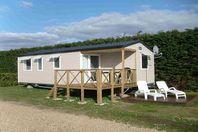 Le Pô Doré, Mobile Home with Terrace