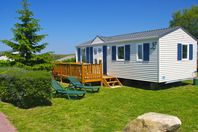 Anse du Brick, Mobile Home with Terrace (rates for 2 people)