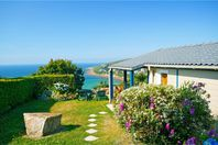 Anse du Brick, Chalet with sea views (rates for 2 people)