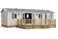 Les Coques d'Or, Mobile Home with Terrace