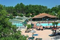 Camping alquiler Le Col Vert