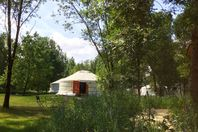 L'Escale des Châteaux de la Loire, Yurt without bathroom facilities
