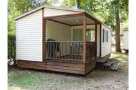 Les Fauvettes, Mobile Home with Terrace