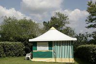 Camping Locronan, Stoffzelt ohne Sanitäreinrichtung