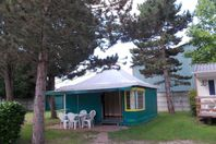 La Belle Etoile, Canvas Tent without bathroom facilities