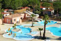 Campsite rental Domaine de Sainte-Veziane
