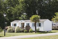 Domaine des Ormes, Mobile Home with Terrace