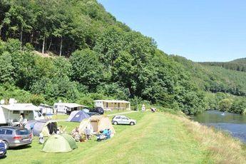 Camping La Roche - Vue du camping