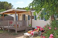 Clau Mar Jo, Mobile Home with Terrace