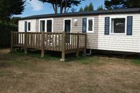Domaine de Pouldroit, Mobile Home with Terrace