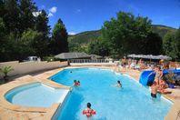 Location camping Le Jardin des Cévennes