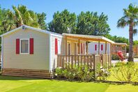 Le Clos de la Grangette, Mobile Home with Terrace (rates for 4 people)