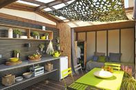 Le Clos de la Grangette, Wood and Canvas Tent (rates for 2 people)