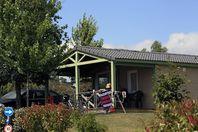 Résidence Les Hameaux de Miel, Chalet mit Terrasse