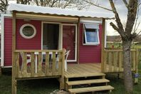 Les Ondines, Mobile Home with Terrace