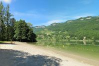 Camping des Lacs, Saint-Jean-de-Chevelu