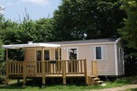 Camping de Nevers, Mobile Home with Terrace