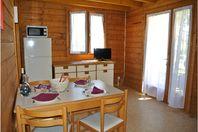 Camping du Breuil, Chalet