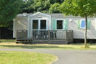 Camping de Vittel, Mobile Home with Terrace