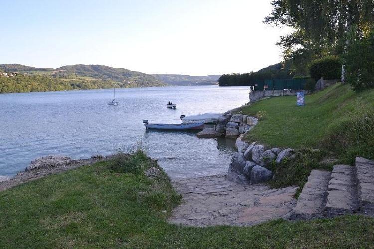 Camping le Calatrin - Lac de Paladru