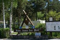 Campsite rental Saint James Les Pins