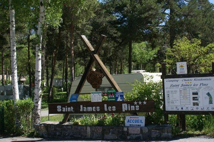 Saint James Les Pins, Guillestre