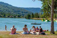 Camping du Lac de la Moselotte, Saulxures-sur-Moselotte