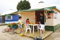 Les Relarguiers, Canvas Tent without bathroom facilities