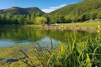 Campsite rental Village Le Sud Aveyron Brusque