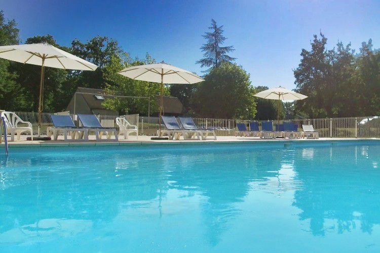 Village Club Les Rives de Dordogne - Piscine