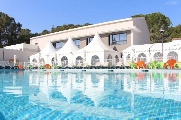 Village Club Le Clos des Cigales - Piscine