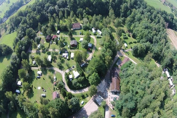 Camping Les Bouleaux - Vue du camping