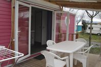 Beaume Giraud, Mobil Home Terrasse
