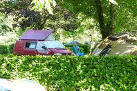Le Saillet, Pitch for a motorhome (rates for 2 people)