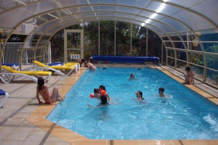 Camping Les Pins - Piscine