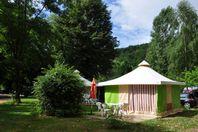 L'Echo du Malpas, Canvas Tent without bathroom facilities