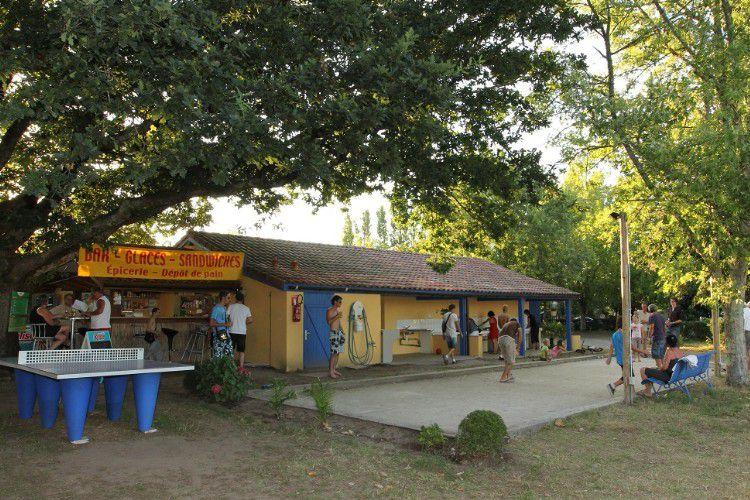 Camping l'Estival - Vue du camping