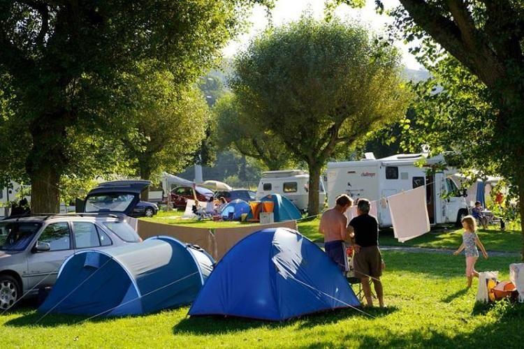 Camping Le Vieux Berger - Vue du camping