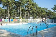 Campsite rental Huttopia Lac de Carcans