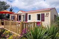 Camping d'Etennemare, Mobile Home with Terrace