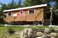 Les Jardins d'Estavar, Zigeunerwagen