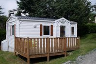 Les Jardins d'Estavar, Mobile Home with Terrace