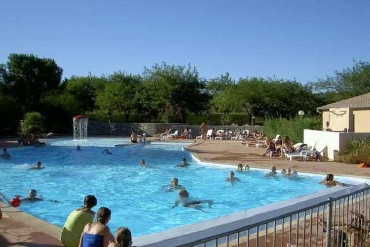 Camping La Rouveyrolle - Piscine