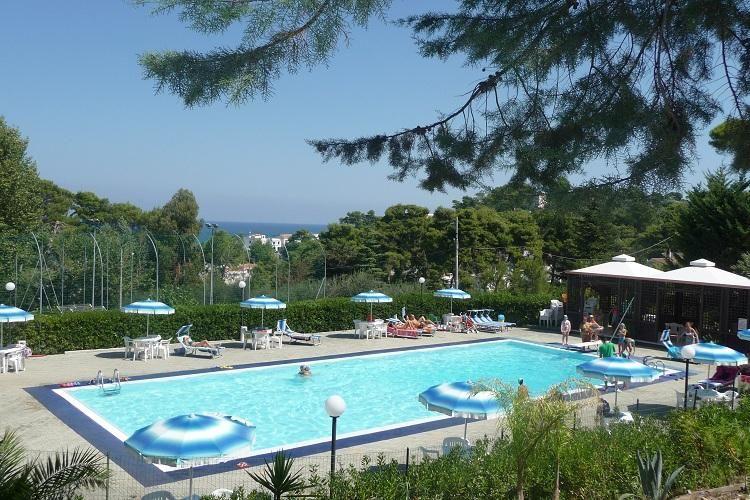 Camping Internazionale San Menaio - Piscine