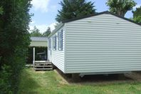 Domaine Villa Campista, Mobile home with terrace (rate for 4 people)