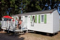 Domaine Villa Campista, Mobile home with terrace (rate for 6 people)