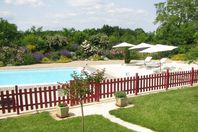 Camping Vermietung Camping Naturiste Le Champ de Guiral